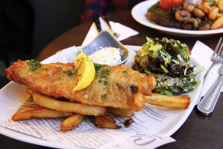 fish-and-chip R