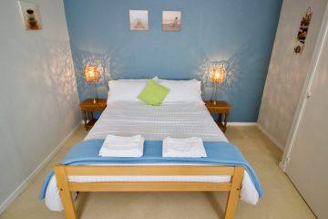 VeloGites Gite de la Bussiere bedroom 1