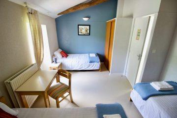 VeloGites Gite de la Bussiere bedroom 3
